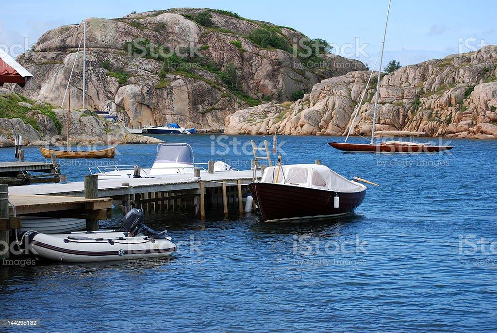 Boats! royalty-free stock photo