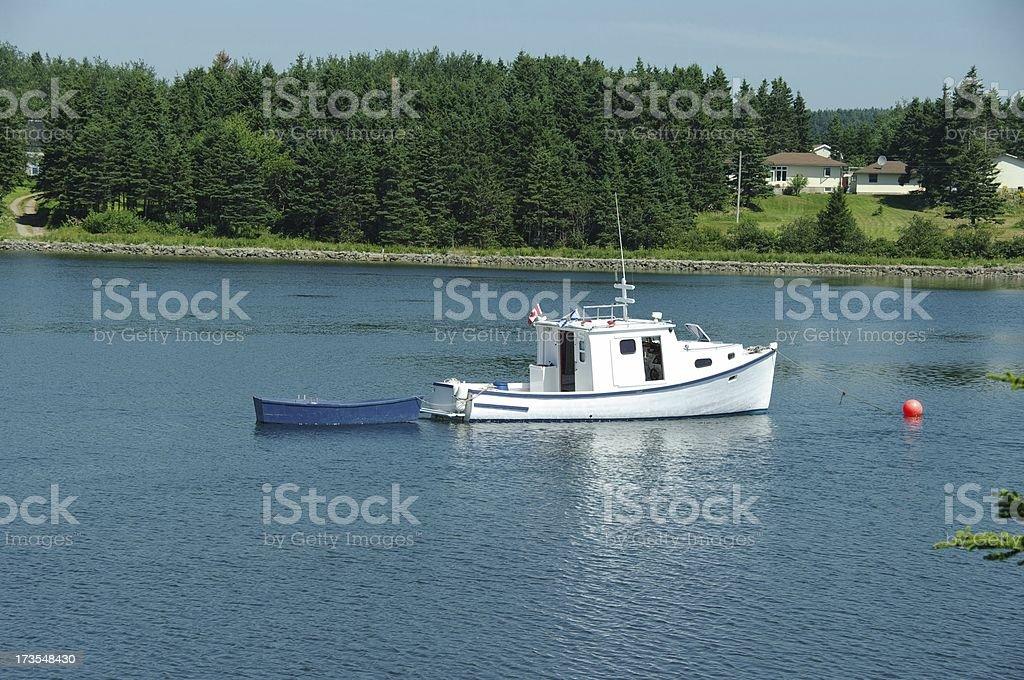 Boats royalty-free stock photo