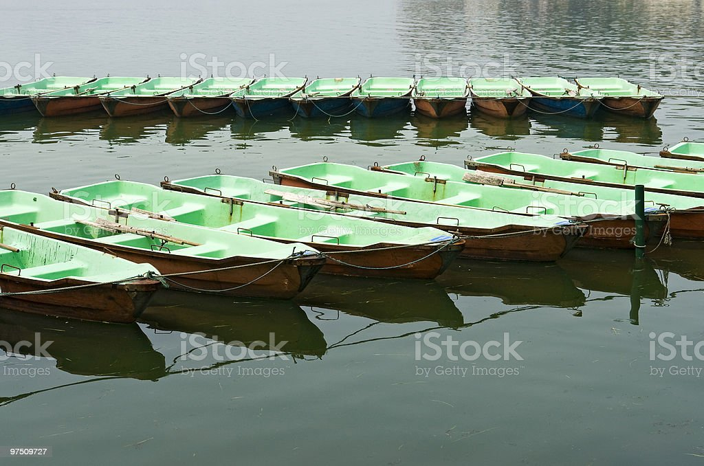 boats royalty-free stock photo