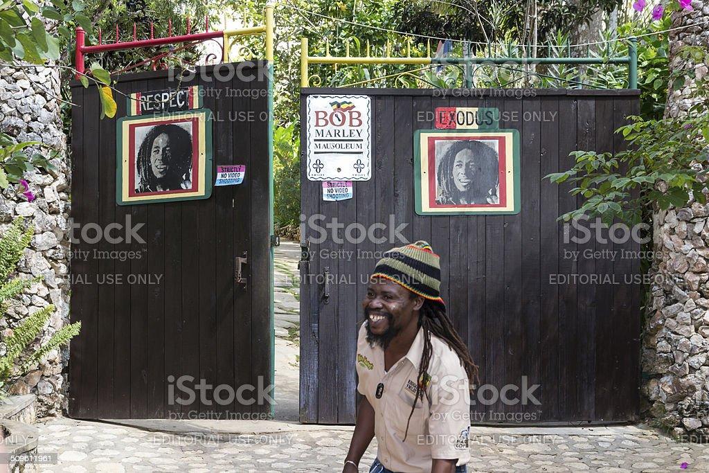 Bob Marley Mausoleum foto