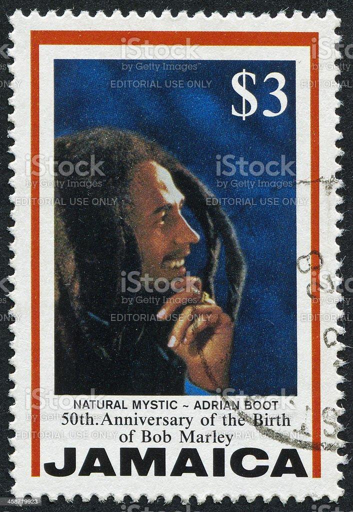 Bob Marley Stamp foto