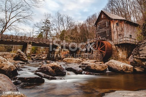 istock Bobcock State Park in Beckley, West Virginia 1199711904