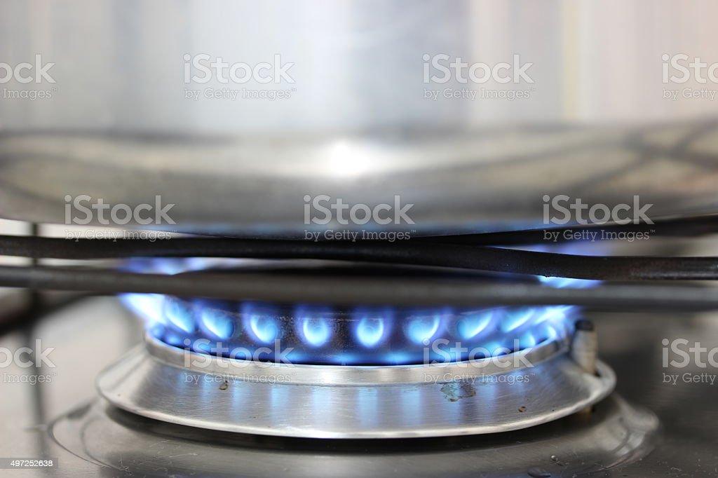 Boca de fogão stock photo