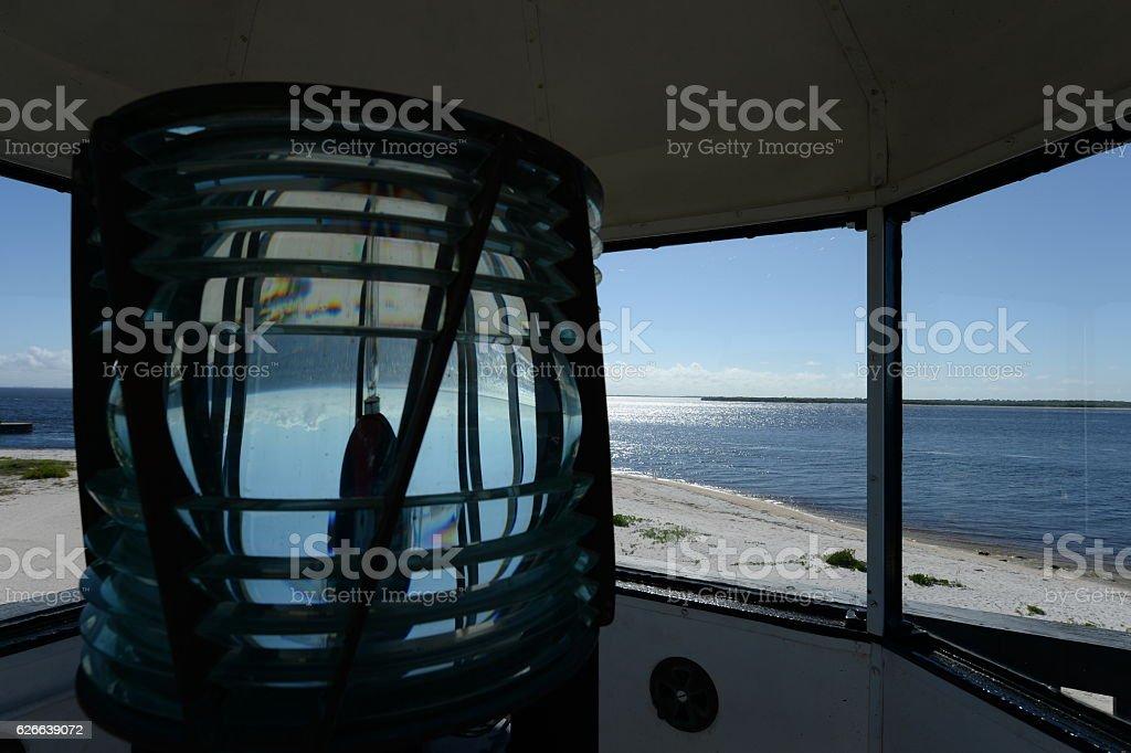 Boca Grande Lighthouse, Florida - Top stock photo
