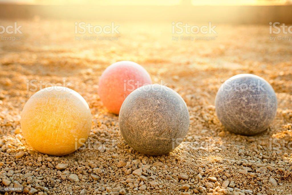 Boccia-Ball – Foto