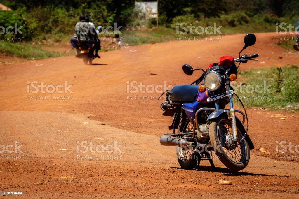 Boda boda sont vélo & moto taxis - Photo