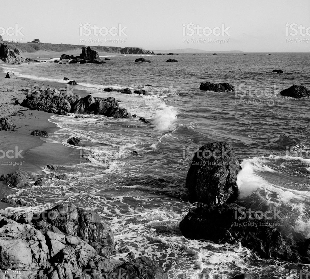 Bodega Bay foto stock royalty-free