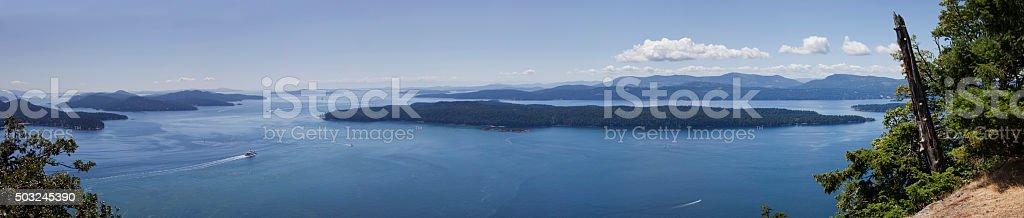 Bodega Ridge Provincial Park stock photo