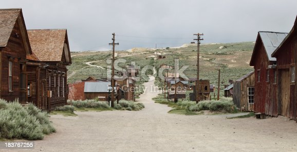 istock Bodie Ghost Town 183767255