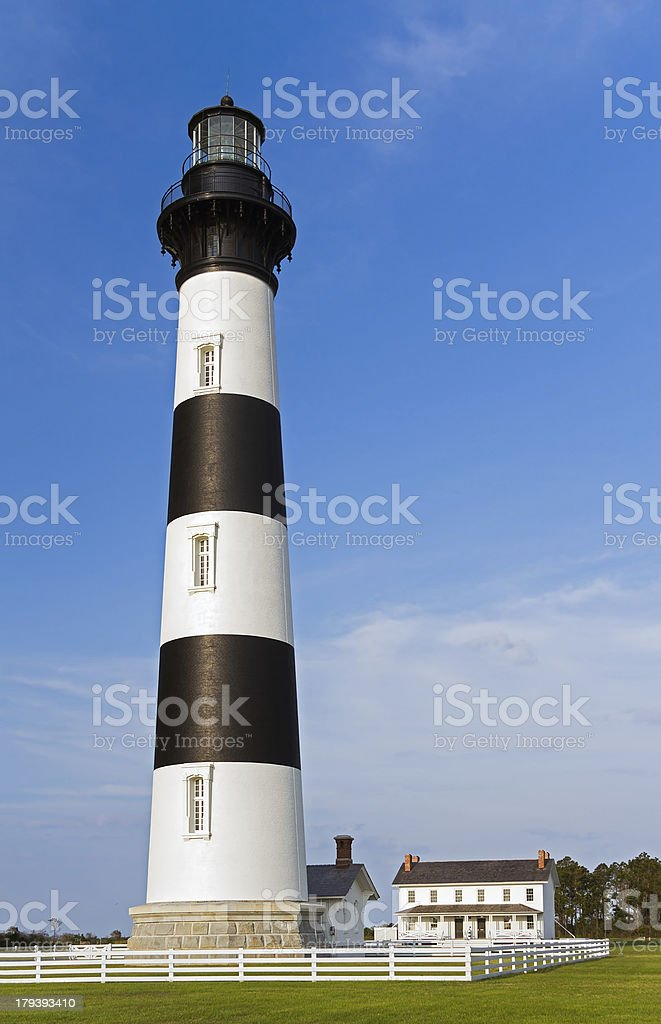 Bodie Island Lighthouse stock photo