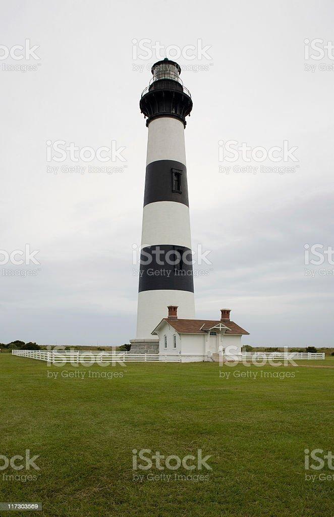 Bodie Lighthouse stock photo