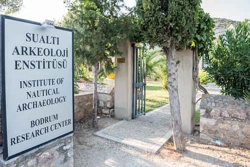 터키 보드 럼에 있는 해상 고고학의 Bodrum 연구소 각도에 대한 스톡 사진 및 기타 이미지