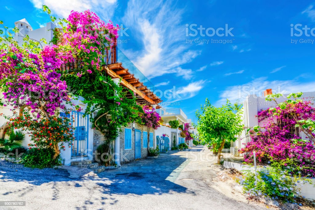 La ville de Bodrum en Turquie - Photo