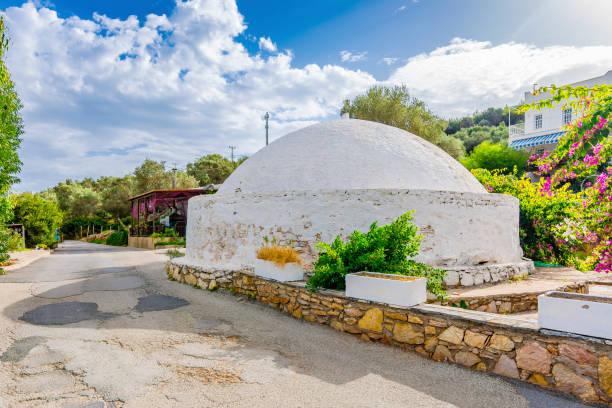 터키 보드 럼 마을 - 굼베 뉴스 사진 이미지