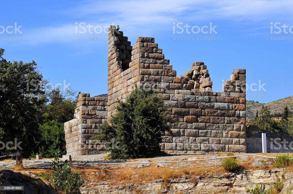 Bodrum Turkey stock photo