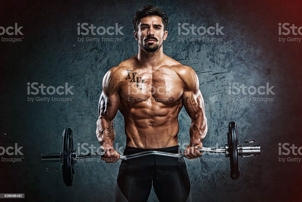 Body Building en cours - Photo