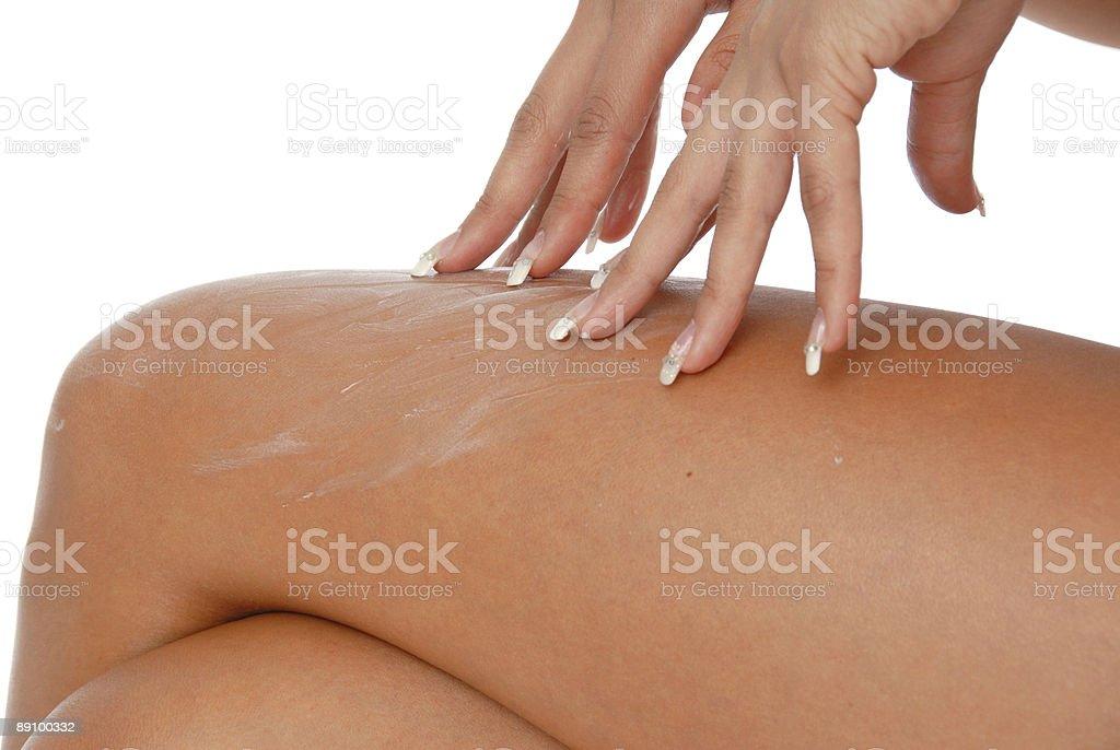 Body female royalty-free stock photo