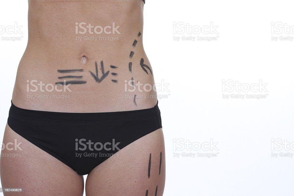 body image royalty-free stock photo