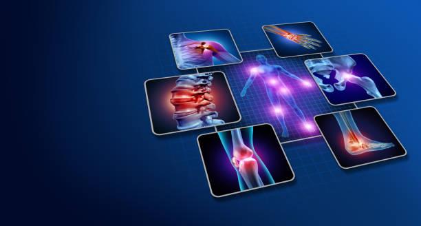 dor articular do corpo - articulação humana - fotografias e filmes do acervo