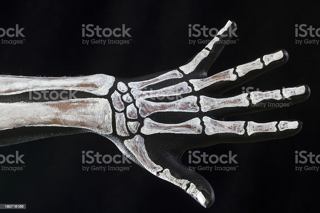 Body Painting Hand Stock Photo Download Image Now Istock