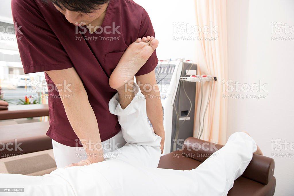 Body preparation - foto de acervo