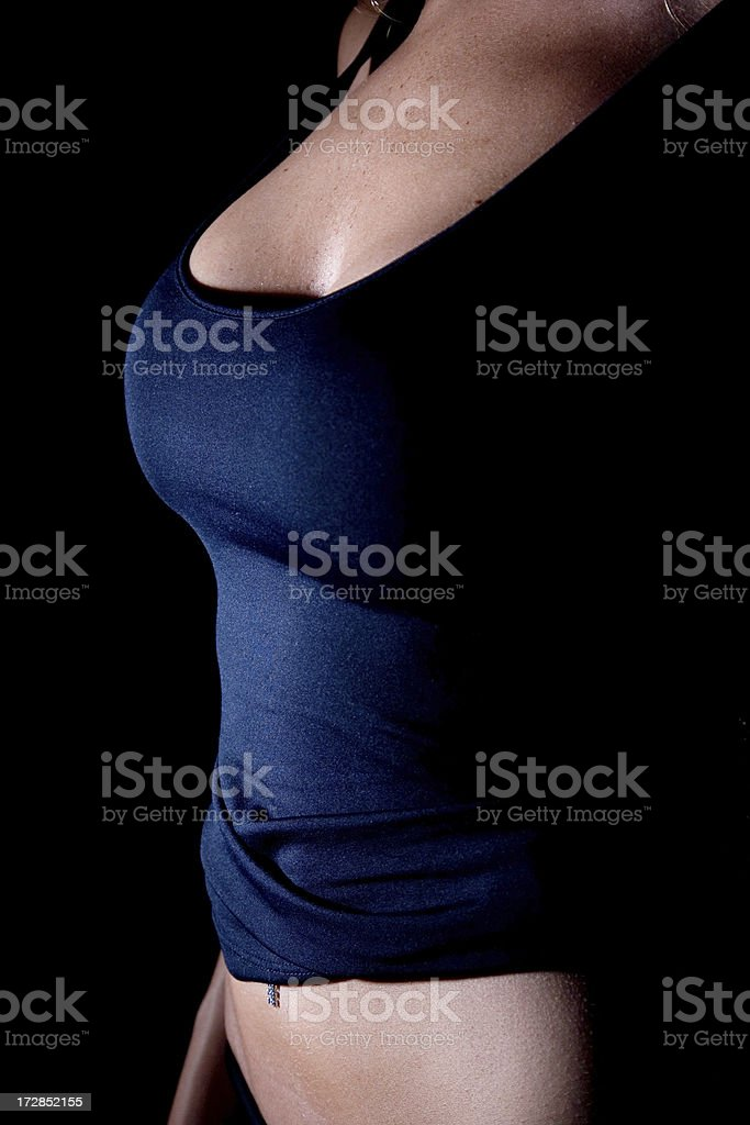 Body Series royalty-free stock photo