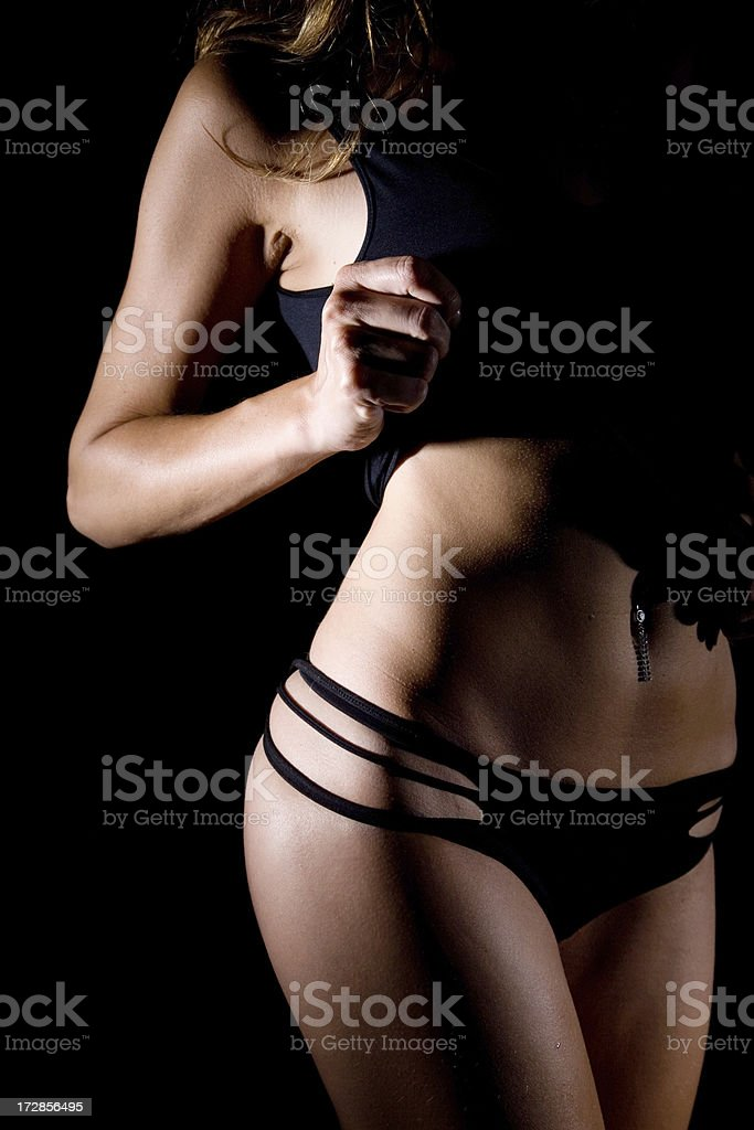 Body Series stock photo