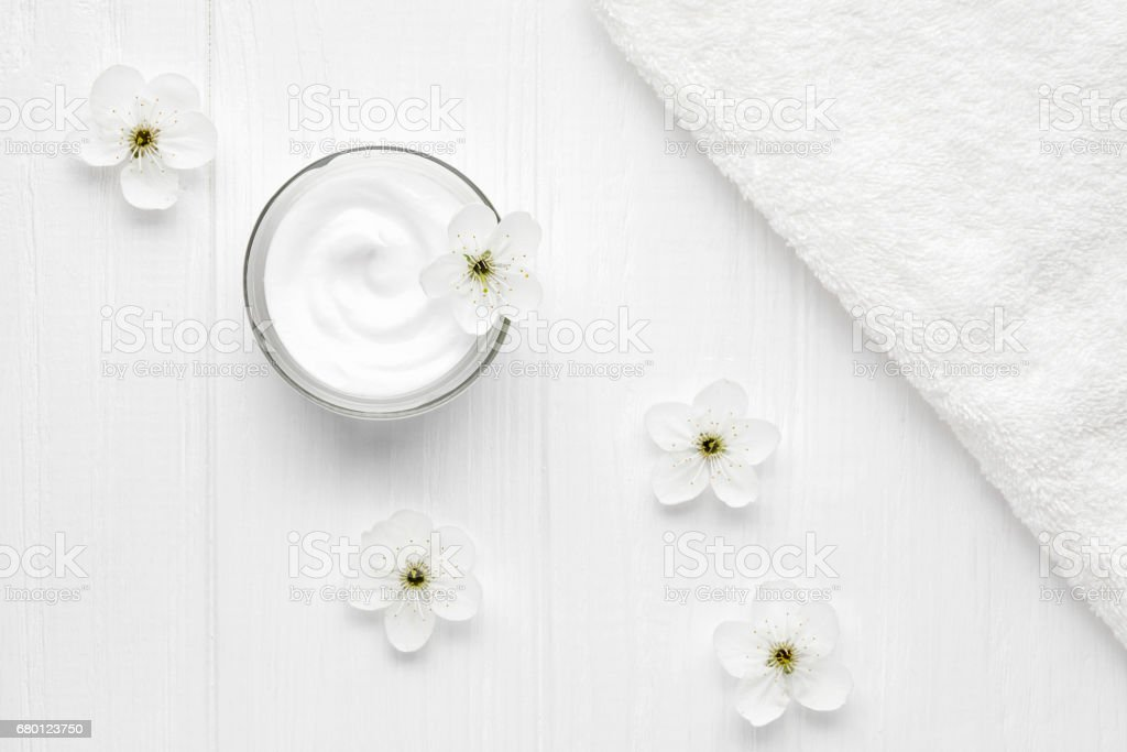 Body shaping cosmetic cream lotion anti cellulite skin care helthy leg treatment spawellness massage moisurizer stock photo
