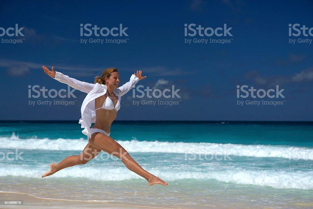 body tension royalty-free stock photo