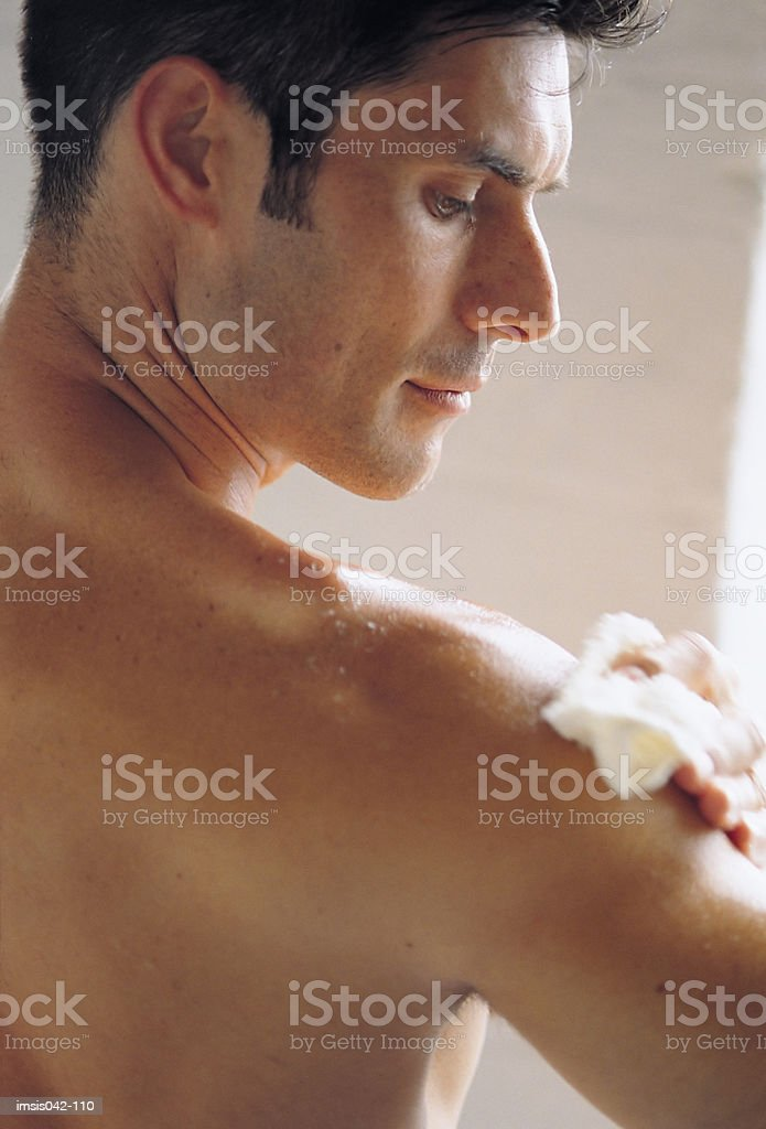 Bodywash royalty-free stock photo