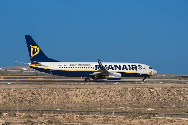 Boeing 737 8 AS from Ryanair - Photo