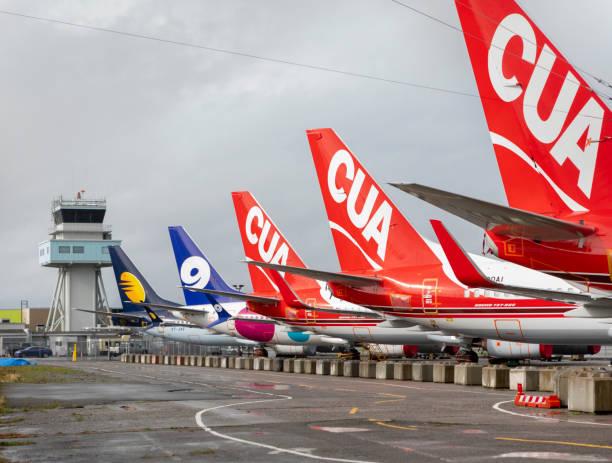 Boeing 737 Max geerdet. – Foto
