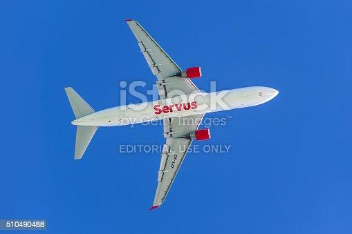 istock Boeing 767 510490488