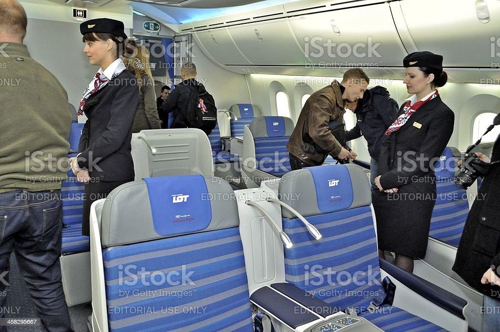 Boeing 787 Dreamliner – Foto