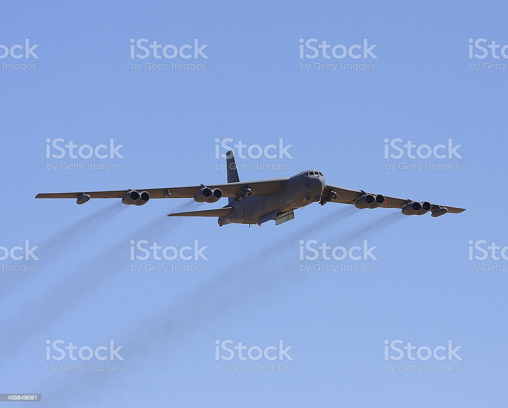 Boeing B-52 Stratofortress - foto stock