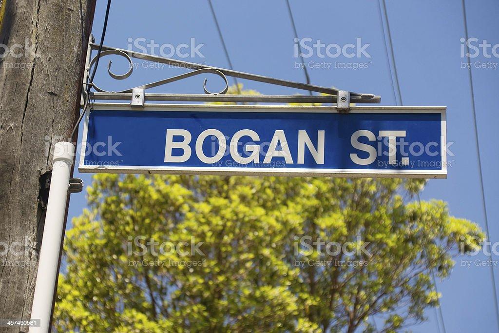 Bogan Street – Foto
