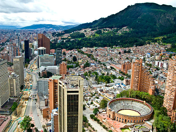 bogota, colombia - colombia stock photos and pictures