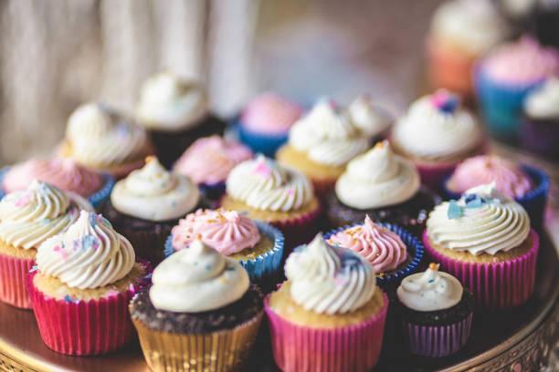 Böhmische Cupcakes – Foto