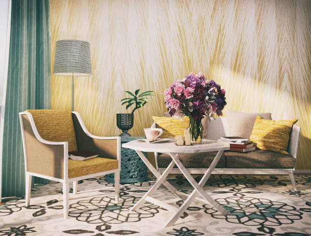 Top 60 bohemian interior stock photos pictures and - What is the meaning of living room ...