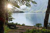 istock Bohinjsko jezero -Bohinj Lake, Slovenia, Europe 1157579342