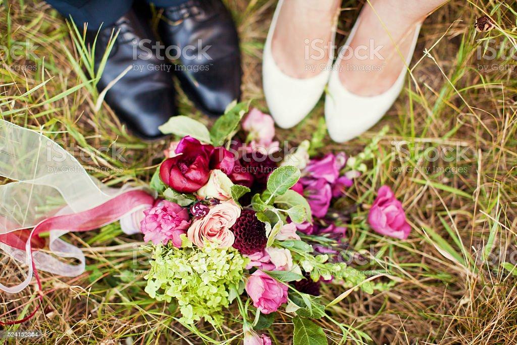 bouquet de bohème - Photo