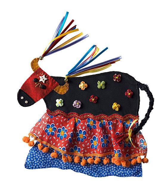 boi bumba brazilian folklore boi bumbá - brazilian folklore craft product stock pictures, royalty-free photos & images