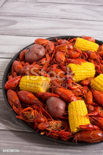 istock Boiled Crawfish 949286250