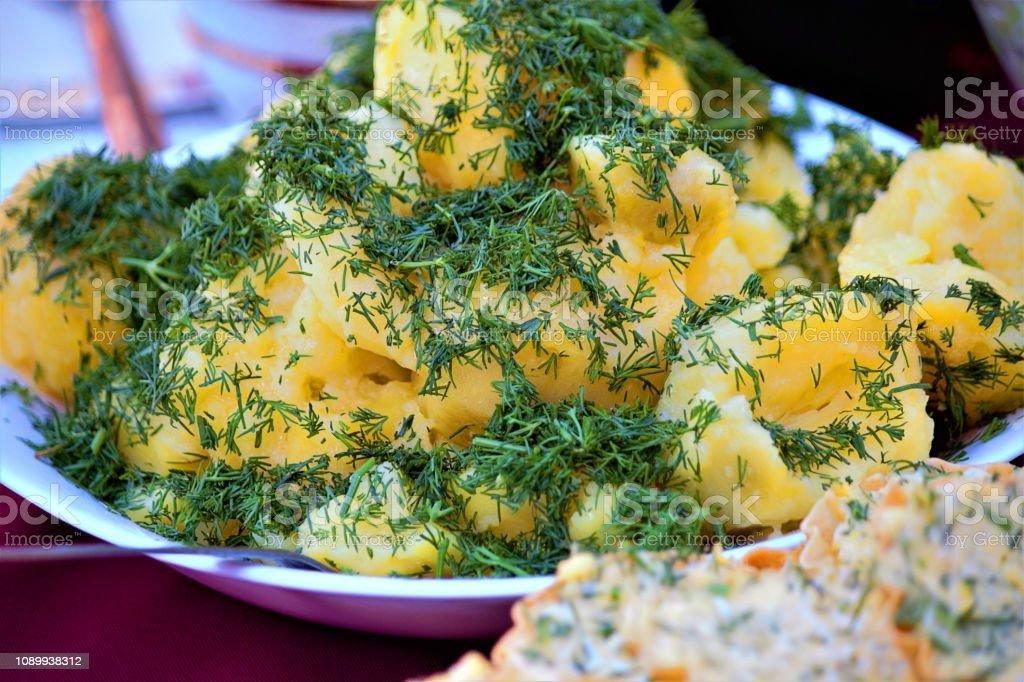 Dieta patata cocida