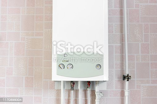 istock Boiler in the house 1170899304