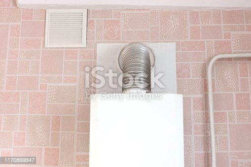 istock Boiler in the house 1170899347