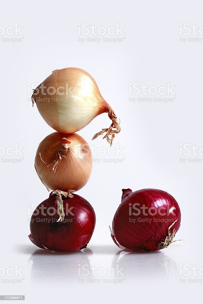 boiler onions royalty-free stock photo