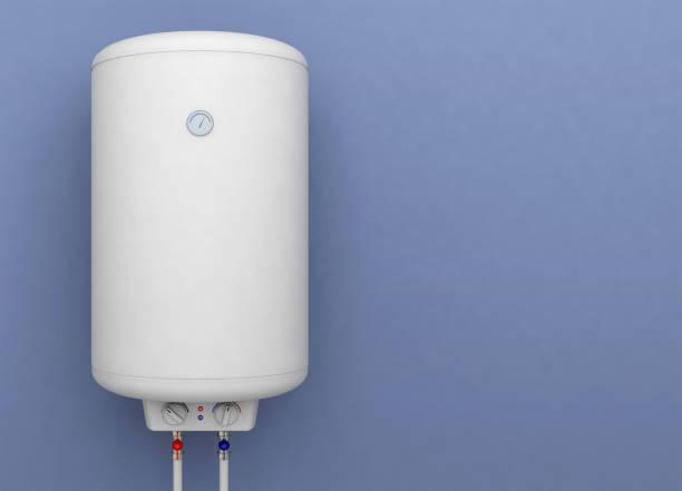 kessel-heizung elektrisch wassertank - boiler stock-fotos und bilder