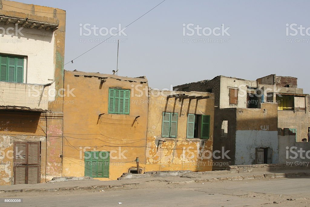 Boiling Houses royalty-free stock photo