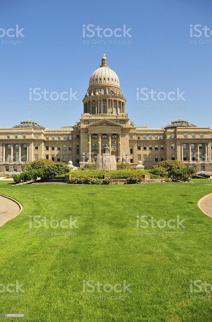 Boise, Idaho, USA: State Capitol stock photo